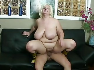 Super Busty Blonde MILF Tiffany Blake