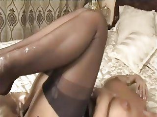 Milf in sexy stockings 188.SMYT
