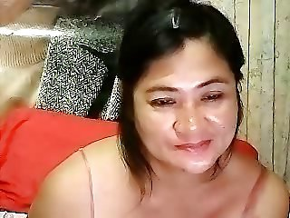 Filipina MILF making me cum