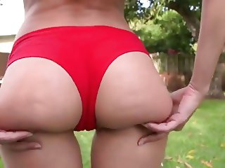 Rachel Starr Beautiful Booty-Bubble Butt