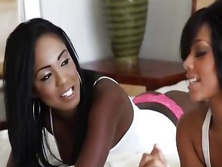 Stunning black girls