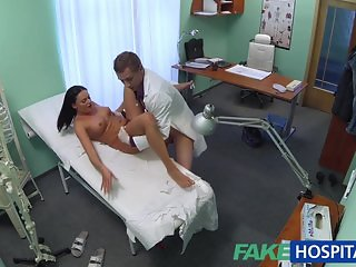 FakeHospital Hot mom cheats on hubby