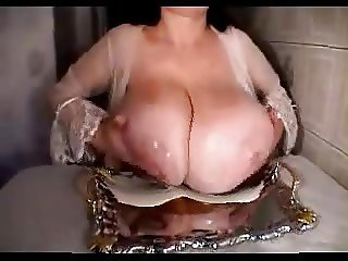 MILF and milk - Bigger