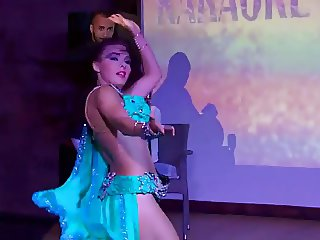 Alla Kushnir sexy Belly Dance part 172