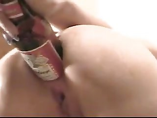 Insertion bottle