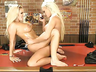 Danni Harwood and Lucy Summers 20-02-2015