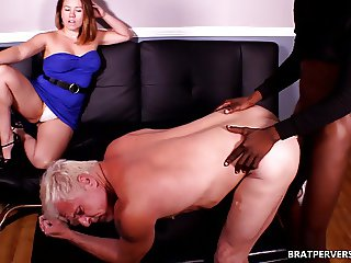 Straight Husband Gay Conversion BBC Anal
