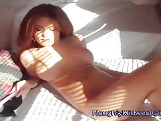 Ginger Lea - Glamour Model who loves to fuck