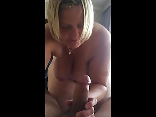 Princess BW - And the hotel blowjob