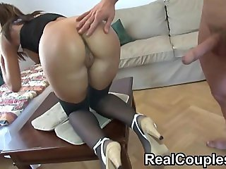 Realcouples - Satin & Cage Return