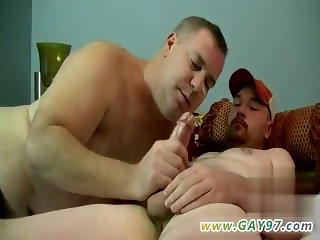 Gay movie of Str8 Hunk Slice Is Ready To Fuck