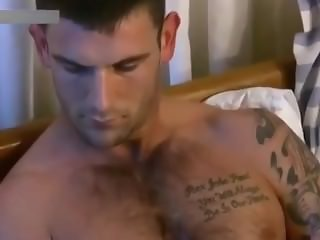 HOT UK LAD WANKING