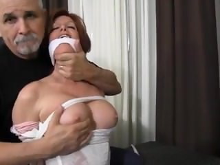 Milf Bound gagged