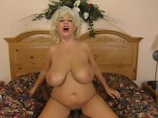 Big tits milf Claudia Marie in interracial action