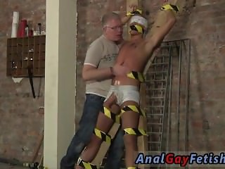 Gay anal sex hardcore New sub boy Kenzie had no idea this is what was