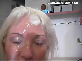 FACES OF CUM : Debbie