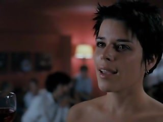 Neve Campbell Topless & Ass Shot In I Really Hate My Job