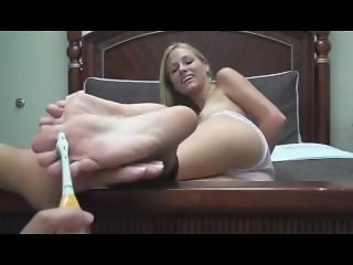 Kelly Teal's Gorgeous Soles Tickled