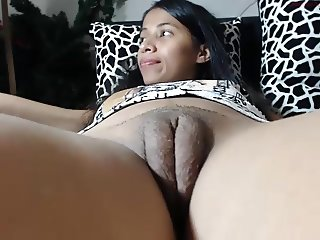 latina pussy on webcam