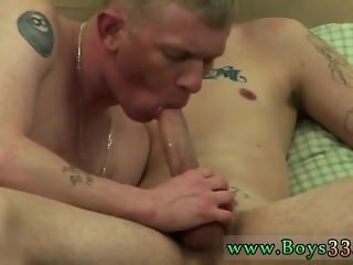 Gay male real brother porn Sean rolled onto his side with Mike spooning