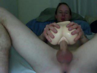 Amazon sex toy testin,was asked 2 test out a pussy