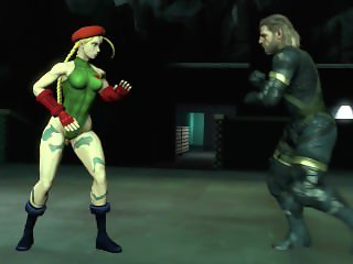 Cammy vs Snake