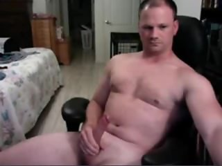 Str8 Wrestling Coach Shoots 6 Loads on Cam