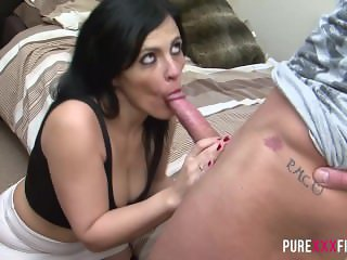 PURE XXX FILMS Spanish Mature Cuckold