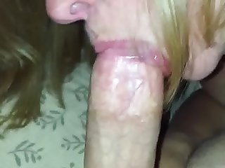 A little dick sucking