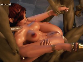 X3Z – Elven Desires – Lost Innocence