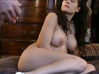 SDRUWS2 - CUTE GF FUCKED IN THE ASS THEN EATING CUM