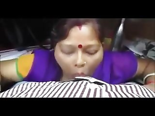 Indian Maid blow job at office