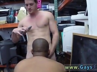 Straight men cock sucking movies gay Desperate stud does anything for