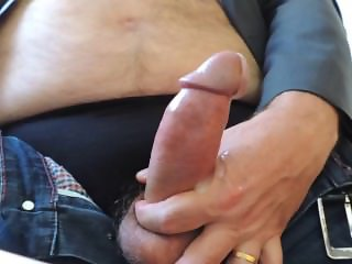 Cumming in the Office