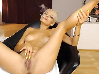 Alexy Belle Private Smoke Show