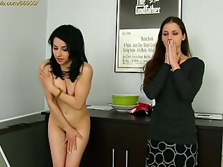 Embarrassed Naked Female at Clips4sale.com