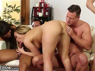 DevilsFilm Wife Swapping Orgy