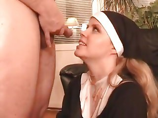 THIRSTY NUN
