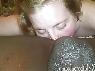 Blonde Whore Rims Black Ass Part 1 Preview