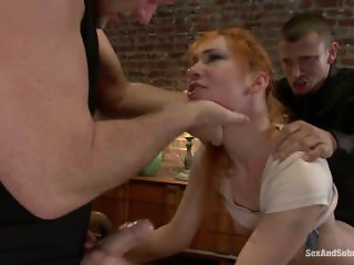 Redhead Submits 05