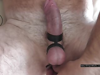 Aereos Prostate Massager & Cock Ring Wank Put Me in ER.