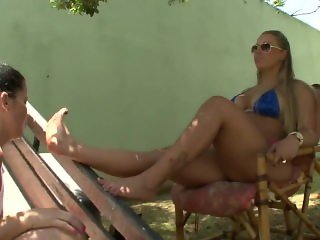 Angel Lima's Dirty Feet