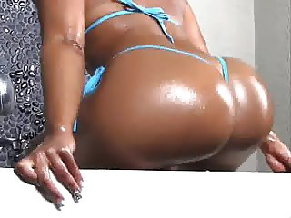 Bikini Bubble Butt Twerk