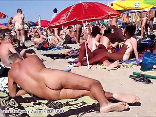 Cap d'Agde swingers beach
