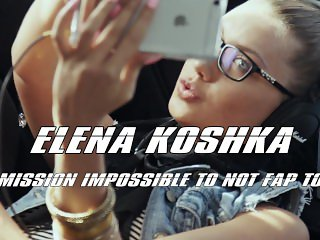 ELENA KOSHKA - MISSION IMPOSSIBLE TO NOT FAP TO - A GEMCUTTER TRIBUTE PMV