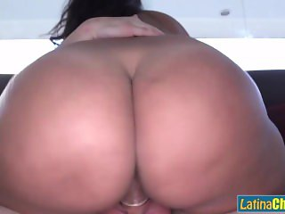 Juliana Big tit Colombian women love dick