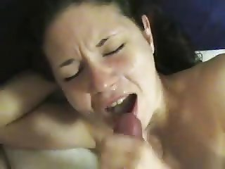 Couple Start The Day With A Facial