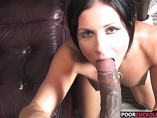 India Summer Gets Fucked By BBC And Cuck Watching