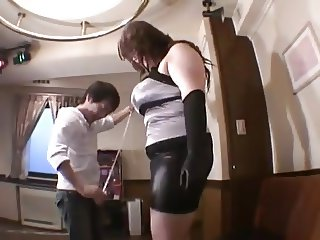 Big Mistress having fun