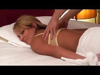 Cheating wife gets free massage